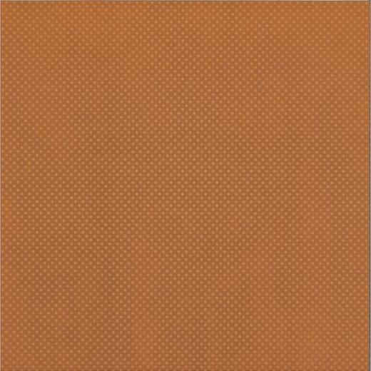 Scrapbookingpapier Double Dot rust