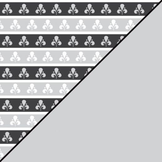 Scrapbooking-Papier Lilie 30,5x30,5xm 190g/m²