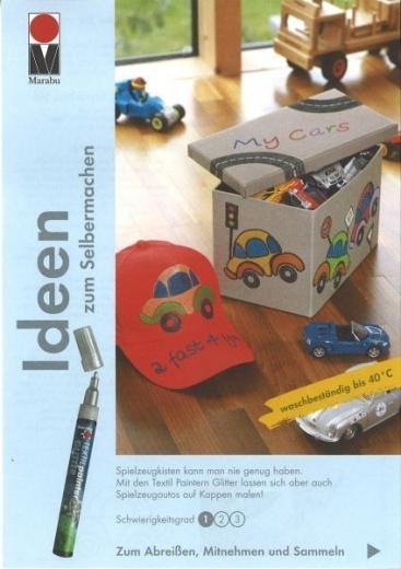 Marabu Ideen zum Selbermachen - Spielzeugkiste