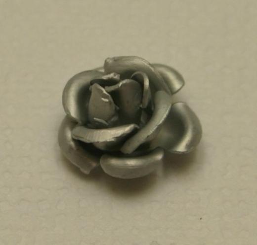 Behang Rose silberf ca. 7mm