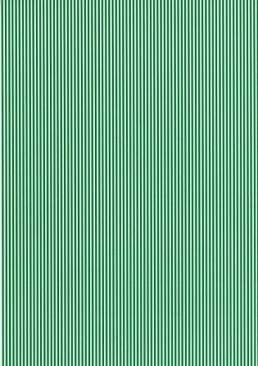 Bastelkarton Happy Papers Streifen DIN A4 mittelgrün