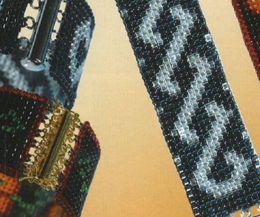 Pracht - Edle Armbänder mit Delicas gewebt (Nr. 42) (Download)