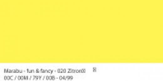 Marabu Fun & Fancy Window Color 80ml zitron (Restbestand)