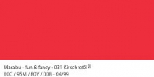 Marabu Fun & Fancy Window Color 80ml kirschrot