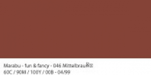 Marabu Fun & Fancy Window Color 80ml mittelbraun