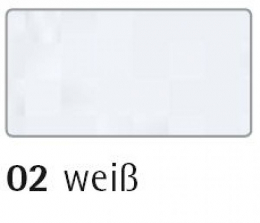 Rayher Textilfilz 4mm Bogen 30x45 weiß