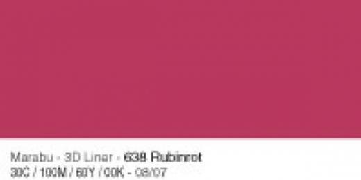Marabu 3D Liner 25ml rubinrot
