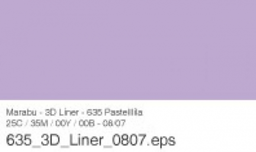 Marabu 3D Liner 25ml pastelllila