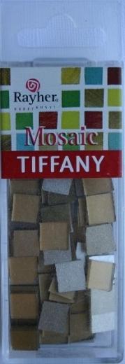 Spiegel-Mosaik 1cm 60St gold