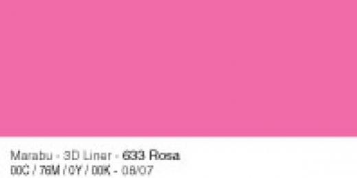 Marabu 3D Liner 25ml rosa