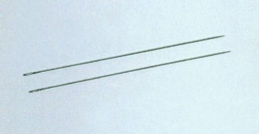 Spezialnadeln, 12cm lang 10 Stück