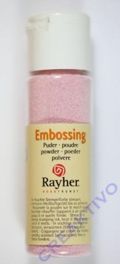 Embossing-Puder 20ml rosé, deckend