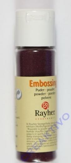 Embossing-Puder 20ml brombeere, deckend