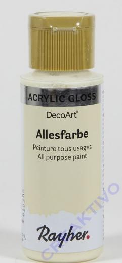 Rayher Multi Gloss 59ml elfenbein