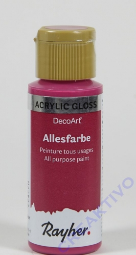 Rayher Multi Gloss 59ml fuchsia
