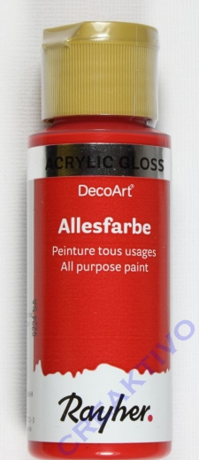 Rayher Multi Gloss 59ml klassikrot
