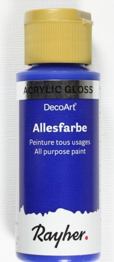 Rayher Multi Gloss 59ml ultrablau