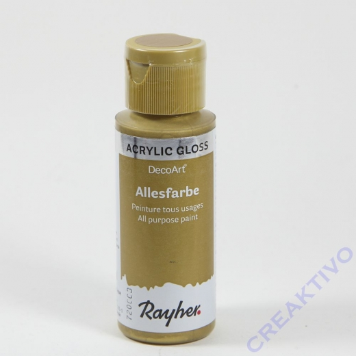 Rayher Multi Gloss 59ml brill.gold