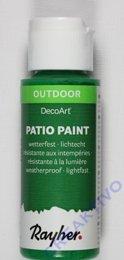 Rayher Patio Paint 59ml piniengrün