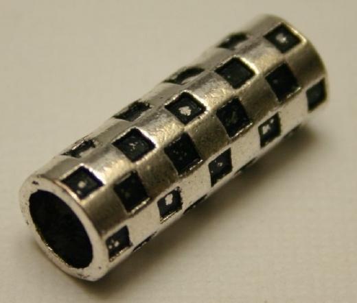 Rockstars Schmuckelement Dayton 2,5x0,9cm Loch 7mm