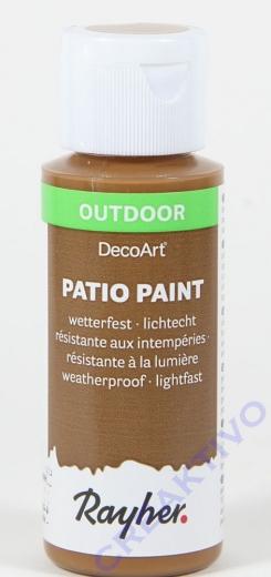 Rayher Patio Paint 59ml nougat