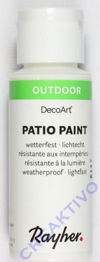 Rayher Patio Paint 59ml weiß