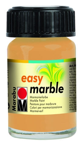 Easy marble Marmorierfarbe 15ml gold