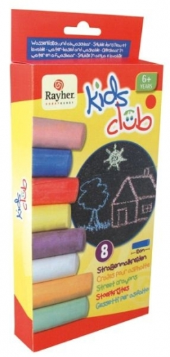 Kids Club Strassenmalkreide