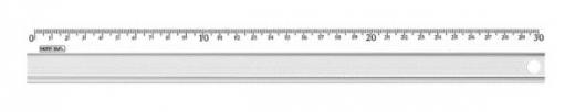 Alu-Lineal 30cm