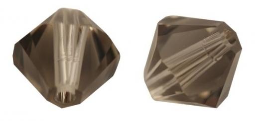 Rayher Swarovski Kristall-Schliffperlen 3mm taupe