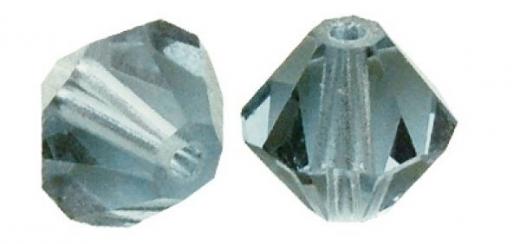 Swarovski Kristall-Schliffperlen 8mm 11St rauch topas