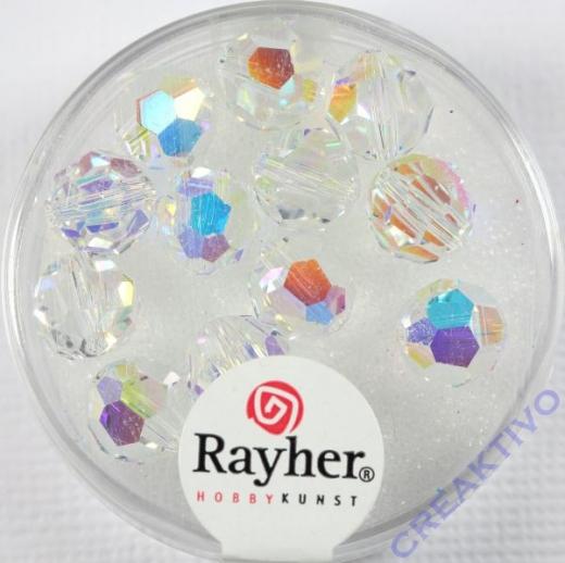 Swarovski Kristall-Perlen 8mm 12St mondstein (Restbestand)