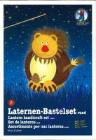 Laternen-Bastelset Löwe