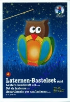 Laternen-Bastelset Eule
