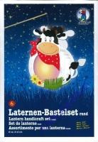 Laternen-Bastelset Kuh