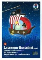 Laternen-Bastelset Pirat