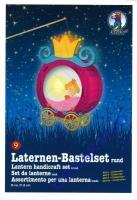 Laternen-Bastelset Cinderella