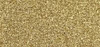 Crepla Platte 2mm 30x40cm Glitter gold