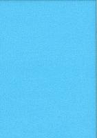 Bastel-Velourspapier 20x30 cm hellblau Velourpapier