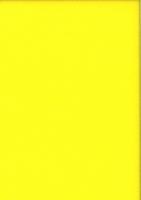 Bastel-Velourspapier 20x30 cm gelb Velourpapier