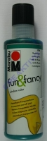 Marabu Fun & Fancy Window Color 80ml russ.grün (Restbestand)