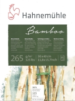 Bamboo-Mixed Media 30 x 40 cm Block 25 Blatt
