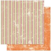 Scrapbooking Papier Vicki B. Strip