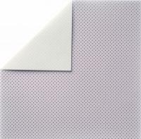 Scrapbooking Papier Pink Dots (Restbestand)