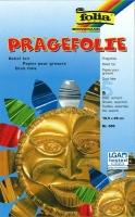 Prägefolien-Mappe 5 Farben 5 Bögen