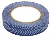 Rayher Washi Tape Fischgrät blau