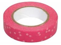 Rayher Washi Tape Blüten pink