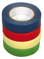 Rayher Washi Tape Set 4 Unifarben