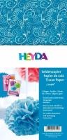 Seidenpapier für Paper Pompons Loopie blau