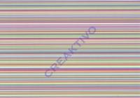Motiv-Fotokarton 300g/qm 49,5x68cm Piccolo 02 - Streifen